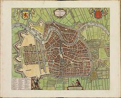 Stedenatlas De Wit De stedenatlas van Frederick de Wit is de Google Earth van de zeventiende eeuw. Bijna ieder huis, iedere boom en iedere achtertuin van de steden uit de Lage Landen is afgebeeld.