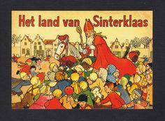 Het land van Sinterklaas