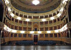 Municipal Theatre Masini. Faeneza.