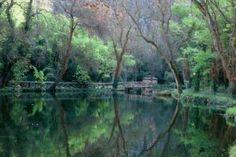 Going here next summer when we visit Jason's Spanish family. Can't wait!! Monasterio de Piedra... beautiful.