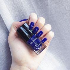 China blu #tnscosmetics #smalto #blue #nailpolish @tnscosmetics