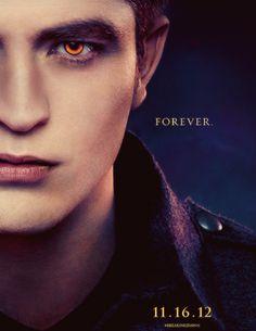 Twilight  Edward Cullen  Breaking Dawn Part 2
