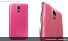 Samsung Galaxy S5 gains two new color options