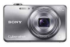 Amazon.com: Sony Cyber-shot DSC-WX150 18.2 MP Exmor R CMOS Digital Camera with 10x Optical Zoom and 3.0-inch LCD (Silver) (2012 Model): SONY: Camera & Photo