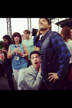 Barrowman and Collins