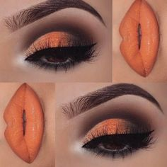 If you'd like to transform your eyes and increase your good looks, using the best eye make-up techniques can help. You want to be sure to put on make-up that makes you start looking even more beautiful than you are already. Makeup Hacks, Eye Makeup Tips, Makeup Inspo, Eyeshadow Makeup, Lip Makeup, Makeup Inspiration, Makeup Brushes, Makeup Ideas, Makeup Tutorials