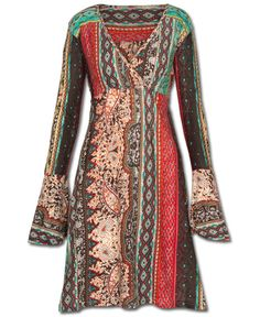 NEW! Mary Jane Bell Sleeve Dress: Soul-Flower Online Store