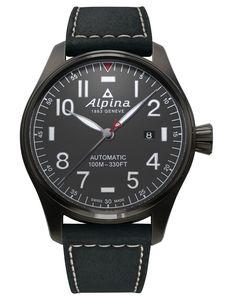 Discover the Alpina Startimer Pilot Automatic (ref. AL-525G4TS6) today.