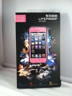 Lifeproof iPhone Case.  Well worth the money! like this item, come to visit here, you will find it with best low price