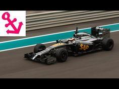 Video: Formel 1 Abu Dhabi Test 25 November 2014 Formel Eins Test   Yesnomads Deutsch #AbuDhabiTest #Formel1AbuDhabi