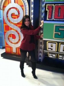 Danielle Lam on The Price Is Right