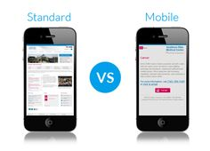 Which Is Best For Your Website – Responsive or Mobile Optimized Web Design   #responsivewebdesign