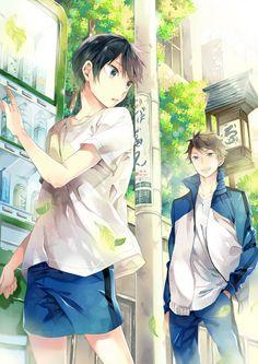 Kageyama & Oikawa   Haikyuu!! #anime
