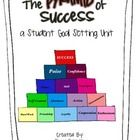 Great for the New Year!  This goal setting unit takes you on a journey to discover the building blocks in John Wooden's Pyramid of Success.  Students will do self-reflection and ultimately set effective, measurable goals.