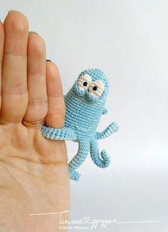 Теплые друзья | Toylesson: В карманах папы-осьминога вещей бывает очень много. Мастер-класс