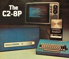 Detail from 1978 Advertisement for the C2-8P... | The Giki Tiki