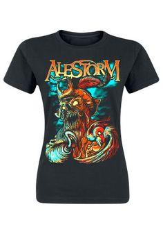 Get Drunk Or Die - T-Shirt by Alestorm