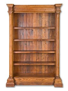 Beautiful wood book case