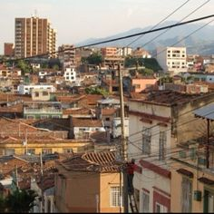 Cali, Colombia. My mom was born in this city.