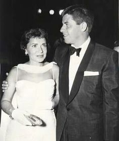 Jerry and Patti Lewis