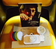 La Sardina DYI 35mm Camera Brand New!