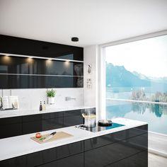 Homeplaza: Rauchwarnmelder – Brandmelder schnell und schmutzfrei installieren Double Vanity, Kitchen, Home Decor, Save Energy, Household, Cooking, Decoration Home, Room Decor, Interior Design