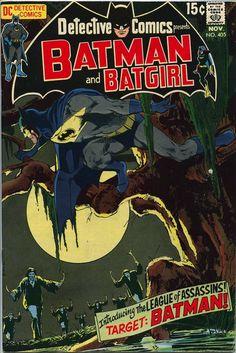 Detective Comics #405 by Neal Adams