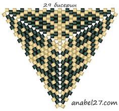Delta - un mosaico de 9 de tejer