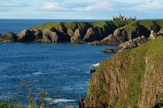 Cruden Bay to the Bullers of Buchan - 2.75 Miles