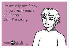 I feel like this refers to me and tiffany brimer