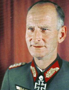 General der Panzertruppe Ulrich Kleemann (23 March 1892 - 1 January 1963)