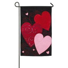 Sequence Heart Applique Garden Flag Gifted Living http://www.amazon.com/dp/B00D4AMQZK/ref=cm_sw_r_pi_dp_PvDJtb1WRF3XDE95