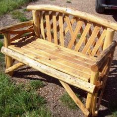 Hand Made Rustic Garden Furniture. Suppliers of Climbing Frames and Garden Products