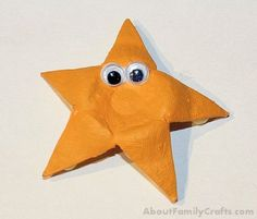How to Make Sea Creatures Out of Egg Cartons – About Family Crafts