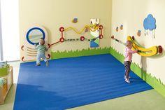 Salle des grands - Salle d'activité - Exemples d'aménagement - Haba petite enfance - Habermaaß GmbH