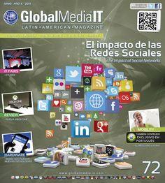 Edicion 72 - Junio 2013 - Impacto de las Redes Sociales