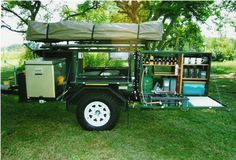 Off-Road Trailer | Bushman Off-Road Trailers - Welcome!