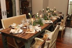 The Willows Home & Garden: our holiday party