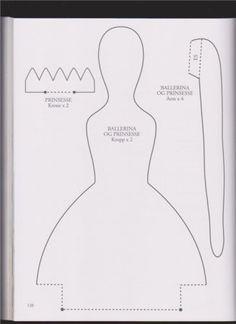 Tilda Dancer pattern page 1