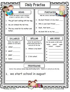 Smiling and Shining in Second Grade: Daily Practice for Second Grade