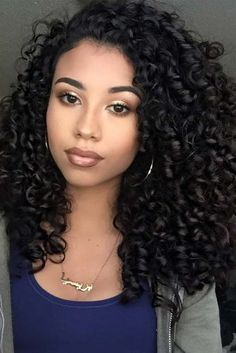perfect curly hair Hair fashion collection Black curly hair crochet hair styles with curly hair - Crochet Hair Styles Short Curly Haircuts, Short Hair Wigs, Curly Hair Cuts, Curly Wigs, Human Hair Wigs, Wavy Hair, Curly Hair Styles, Natural Hair Styles, Frizzy Hair