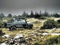 Brooding, moody and majestic. It's hard not to love this picture by @travel_the_world74 #landrover #defender110crewcab #landroverdefender #landroverdefender