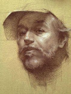 portrait drawing..I