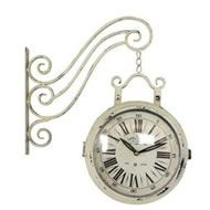 17-22 gbp 45x43x10cm Kew  Hanging  Wall  Clock