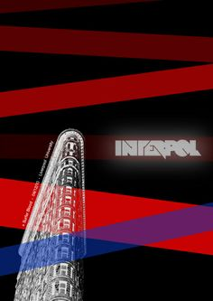 Interpol, if you only listen to one of these bands it should be this one.