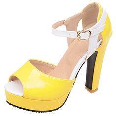 Fashion Ladies Shoes Puppy Medium Heeled Sandals with Fringe