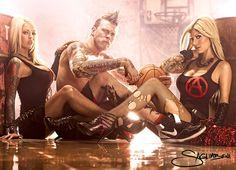 Rebel Ink featuring Chris Andersen, Esther Hanuka, Destiny Daniels