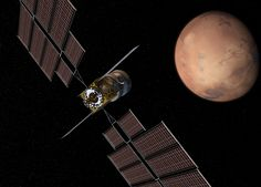 Boeing Unveils Deep Space Concepts - SpaceRef Business