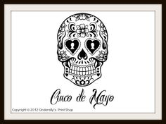 Cinco de Mayo Organic T Shirts for Men or by CinderellysPrintShop, $22.00
