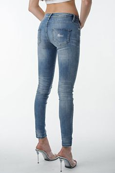 GUCCI Ladies Jeans With Belt #81; $199.99    http://www.primerunway.com/GUCCI-Ladies-Jeans-With-Belt-81?cPath